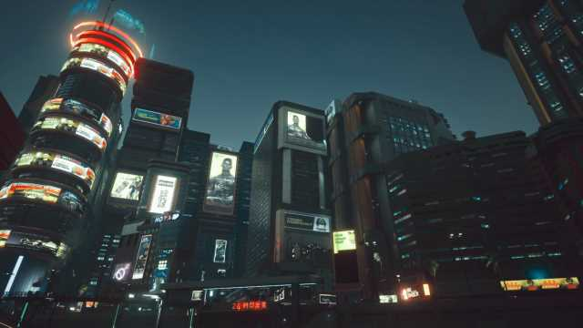 Cyberpunk 2077 mod stabilizes fps and increases performance
