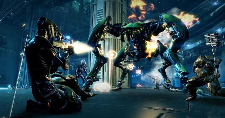 "Warframe Weapons Designer Is ""Drooling"" About The DualSense's Adaptive Triggers"
