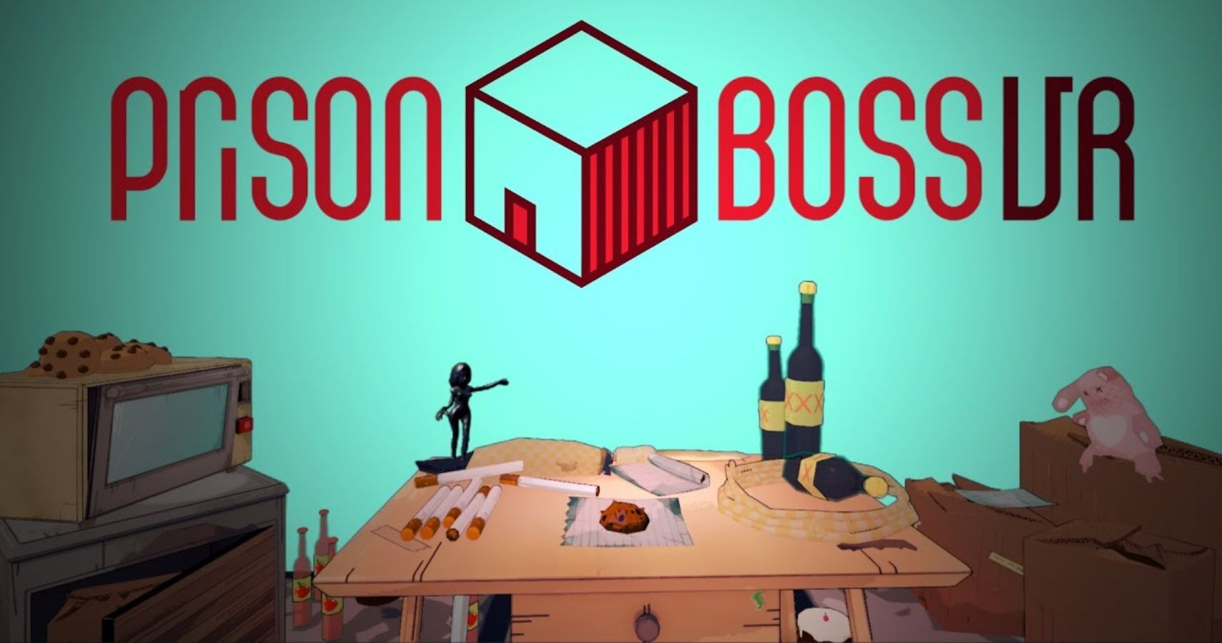 The Hilarious Prison Boss VR Is Now Available On Oculus Quest
