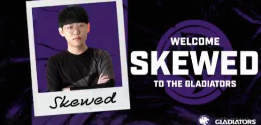 Skewed signs to the LA Gladiators – Daily Esports