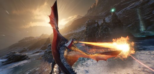 Century: Age of Ashes is all about dragons dogfighting