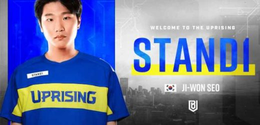 Main tank Stand1 joins the Boston Uprising – Daily Esports