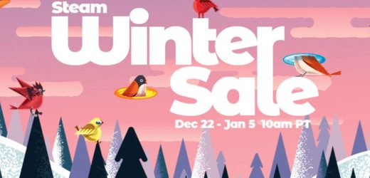 Steam's Winter Sale Is Now Live – Here Are The Must Have Games