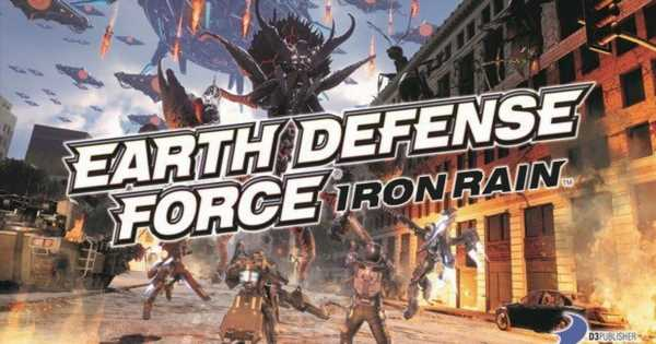 Earth Defence Force Iron Rain Interview: Developers Talk Adorable Ants & Starship Troopers