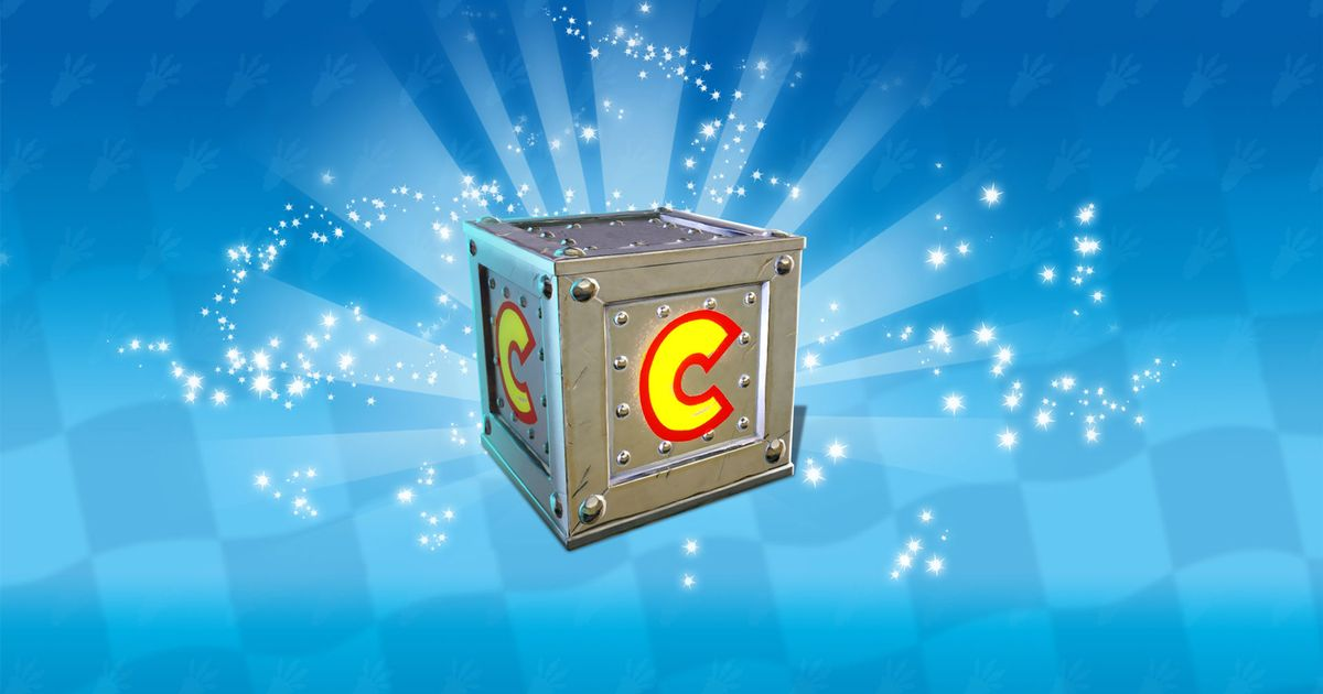 Crash Team Racing: How to unlock Iron Checkpoint Crate character?