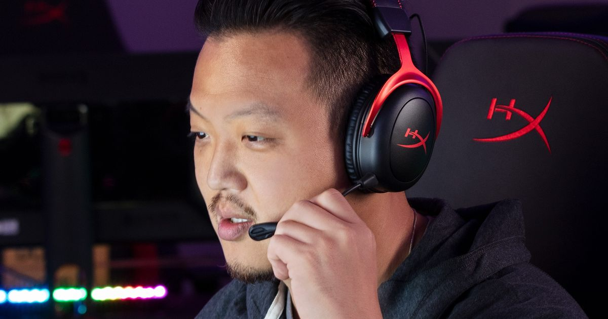 The HyperX Cloud II wireless headset is an awesome but expensive piece of tech