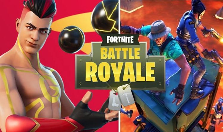 Fortnite TheGrefg skin release date, early access, Floor is Lava tournament rules and time