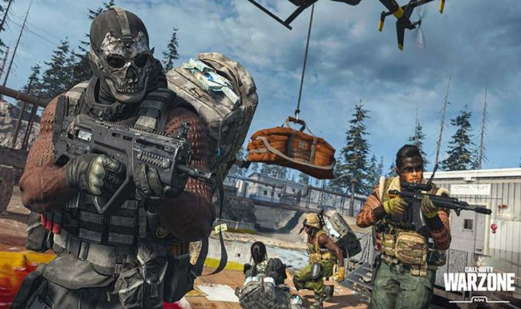 Call of Duty Warzone update: Playlist patch notes reveal mid-season COD updates