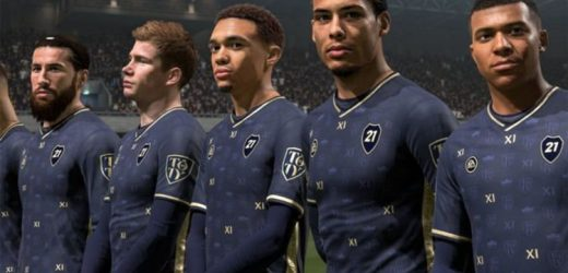 FIFA 21 Team of the Year kit release date live: TOTY celebrations continue with NEW strip