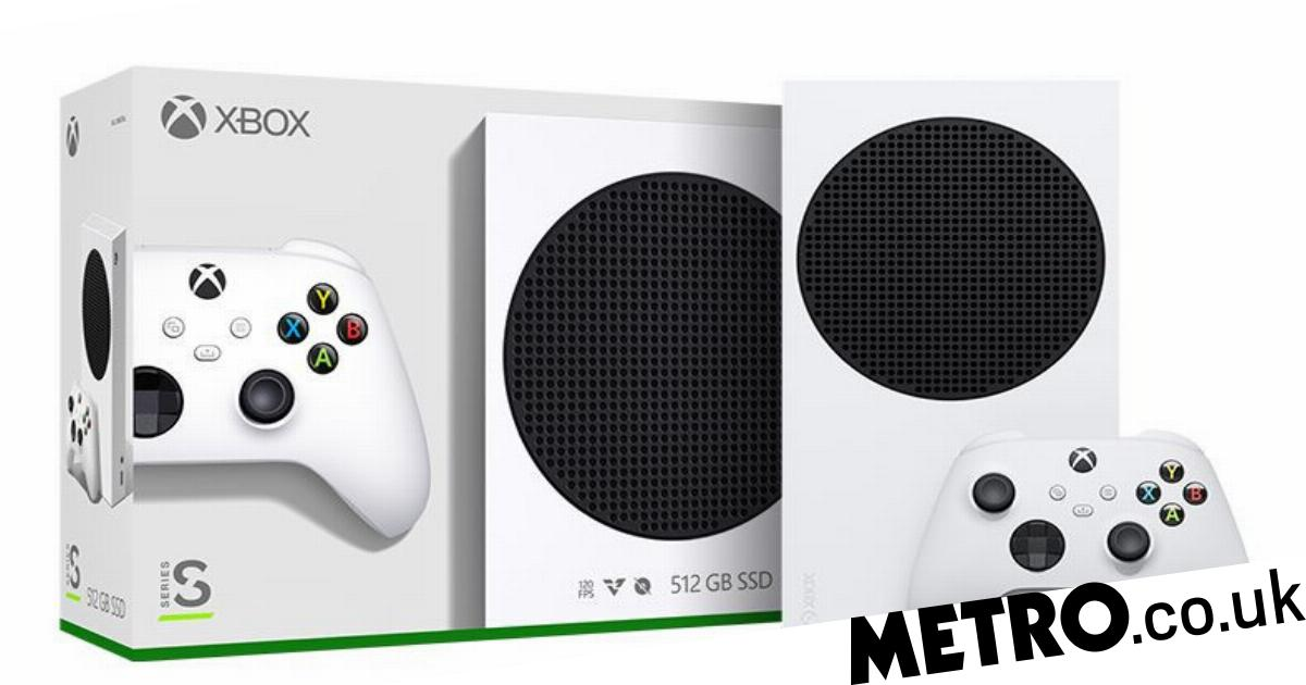 Xbox Series S is in stock right now at Amazon UK