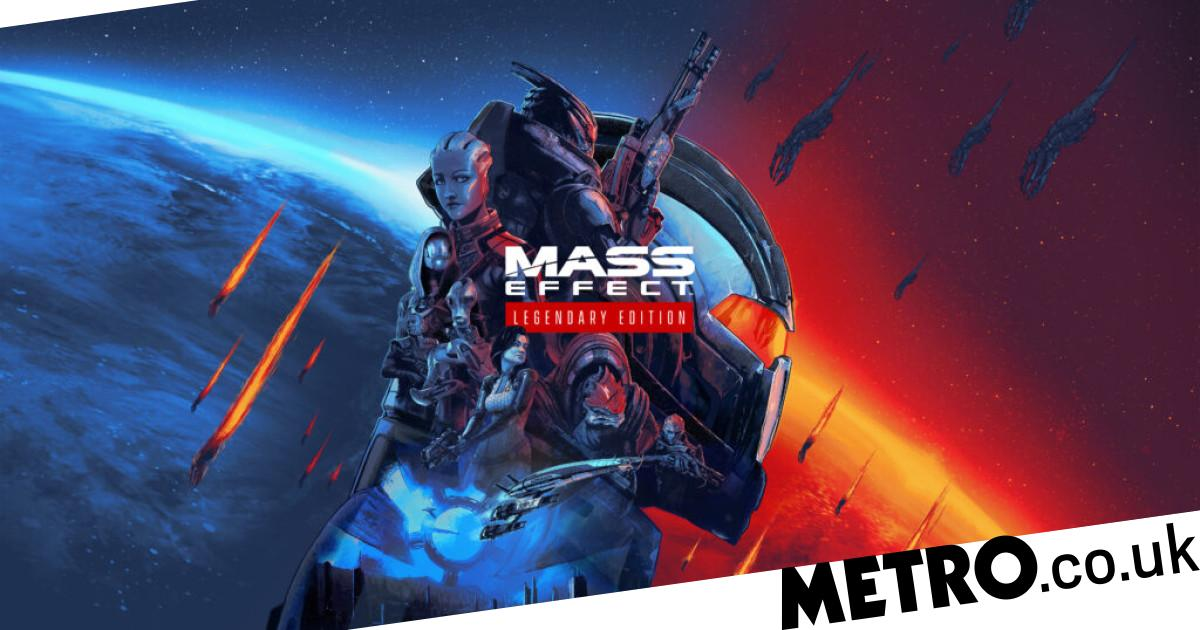 Mass Effect: Legendary Edition listed for March release
