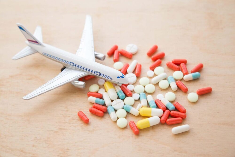 Guide to Manage Your Medication Intake While Travelling
