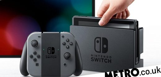 Nintendo Switch Pro runs at 4K with OLED screen claims dataminer