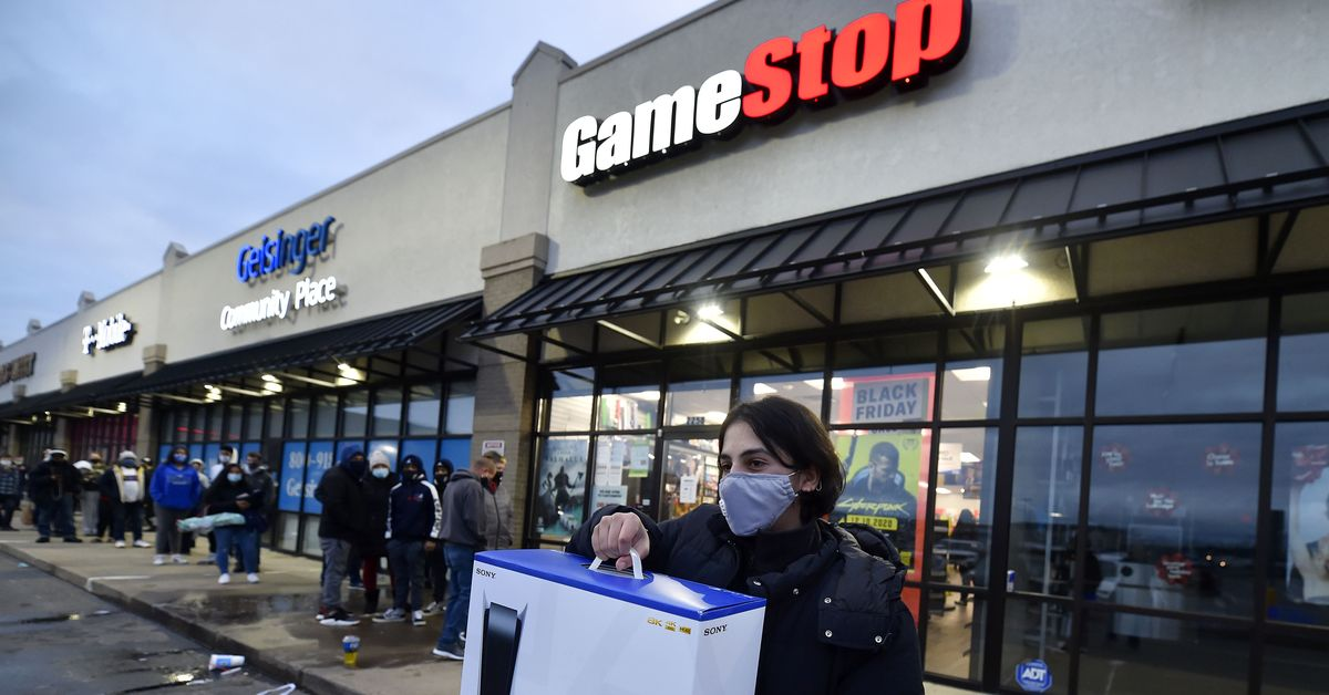 GameStop stock hits record high after short sellers clash with Redditors