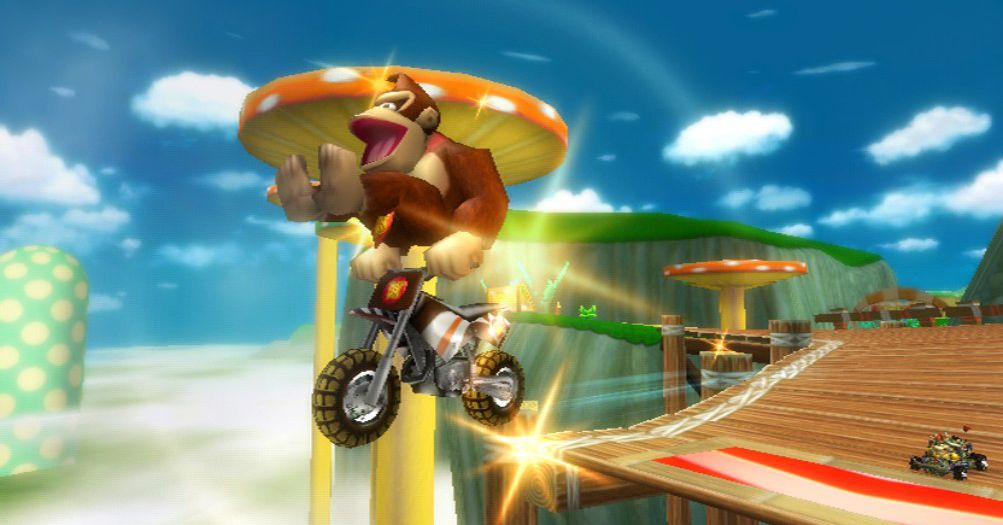 This Mario Kart shortcut took almost 13 years to pull off