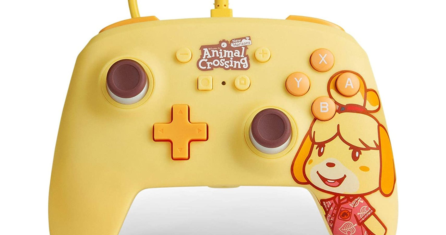 Pre-Order These Adorable New Animal Crossing: New Horizons Nintendo Switch Controllers