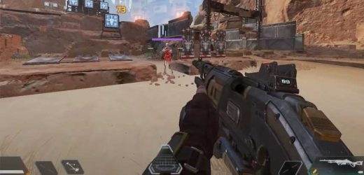 The Newest Apex Legends Gun Could Really Shake Up The Meta