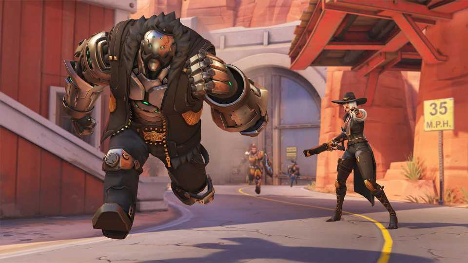 Overwatch's Jan. 7 Experimental Card patch notes