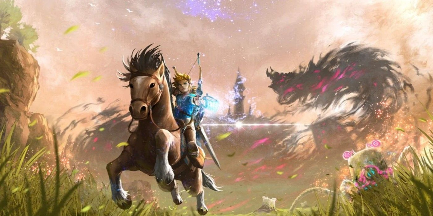 Breath Of The Wild Players Are Still Coming Up With Amazingly Creative Solutions For Literally Everything