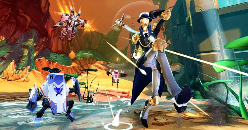Due To Being Always Online, Battleborn Will Be Unplayable Even In Single-Player From January 25