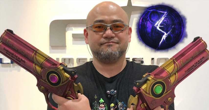 Hideki Kamiya Suggests Forgetting About Bayonetta 3 Until Platinum Can Show Something