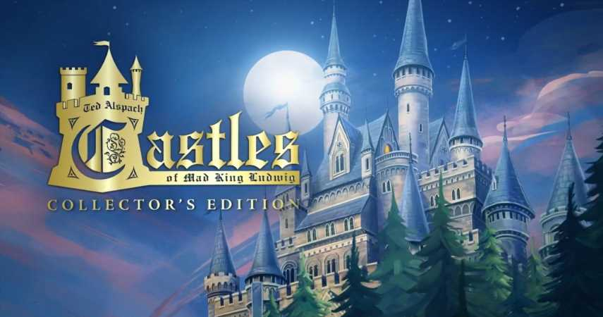 Castles Of Mad King Ludwig: Collector's Edition Will Feature Upgraded Tiles And New Expansions, Thanks To Kickstarter