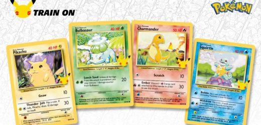 Pokémon teases new classic TCG set for the 25th Anniversary