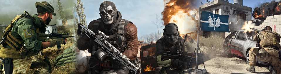 Vor FIFA 20 – CoD: Modern Warfare nimmt 2020 am meisten Geld ein