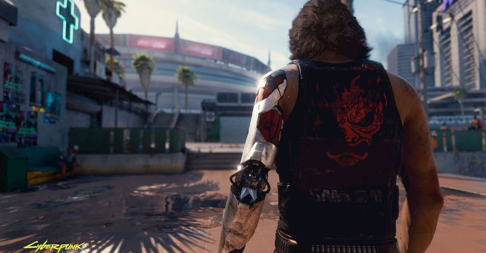 Cyberpunk 2077's First Big Patch Is Live