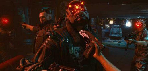 Someone Dealt 22 Million Damage With A Single Pistol Bullet In Cyberpunk 2077