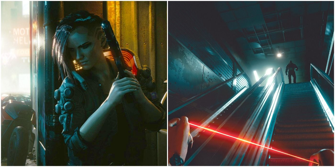 Cyberpunk 2077: 10 Tips For Stealthing You Need To Know