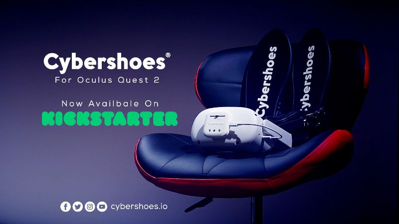 Cybershoes' Kickstarter Ends, Hits Almost $100,000