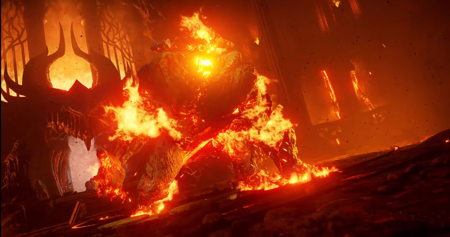 Demon's Souls: How To Defeat The Flamelurker
