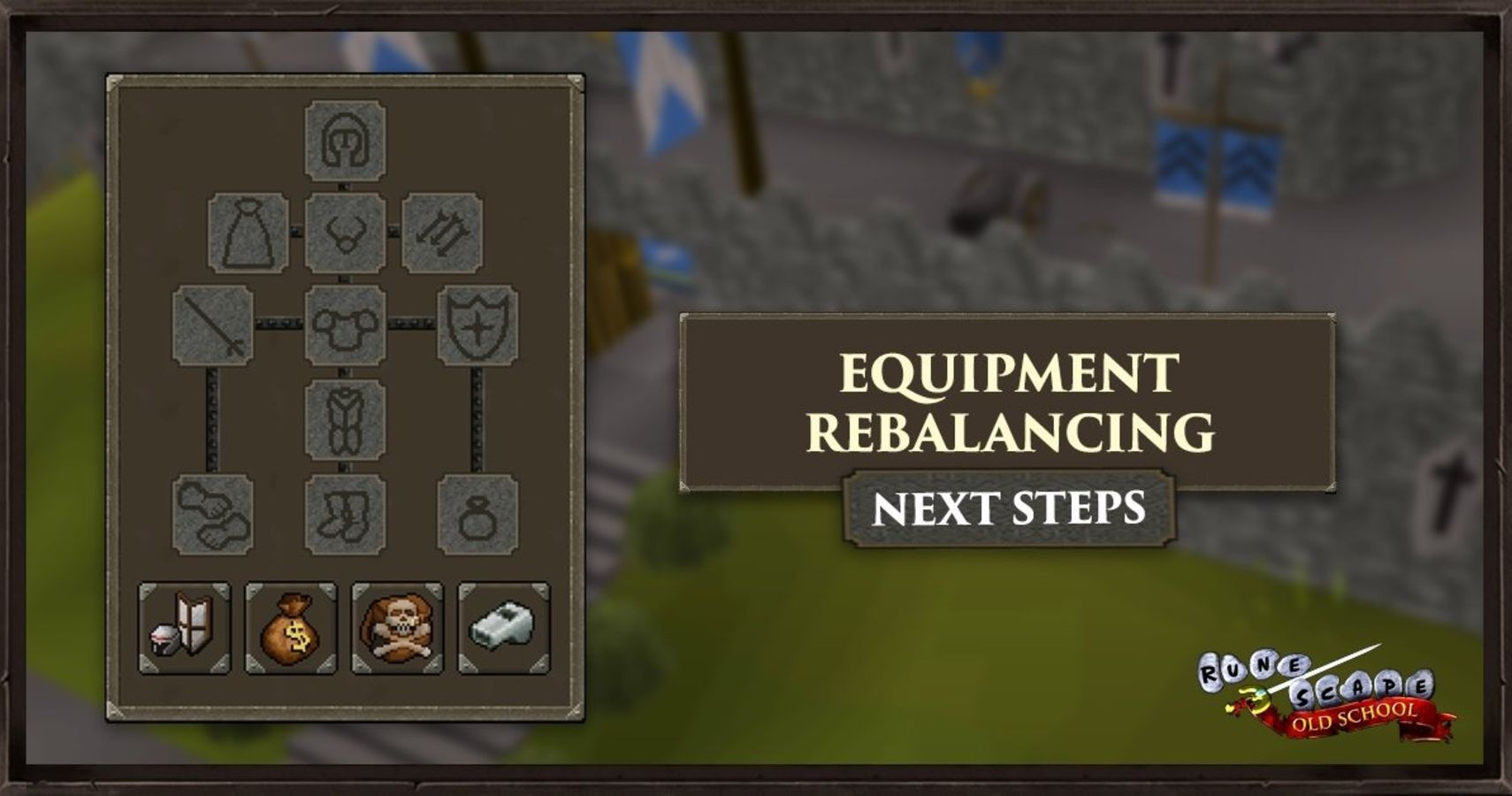 Old School RuneScape Gearing Up For A Sweeping Weapon Rebalance (And Some Fans Aren't Happy)