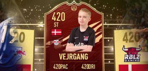 240:0 in der FIFA 21 Weekend League – Wer kann Anders Vejrgang stoppen? – FIFA