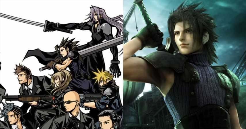 Square Enix Files New Final Fantasy 7 Related Trademarks In Japan