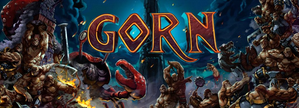 Gorn's Oculus Quest Launch is in Two Weeks