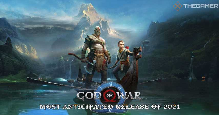 God Of War: Ragnarok Voted Most Anticipated Release Of 2021, According To IMDB Poll