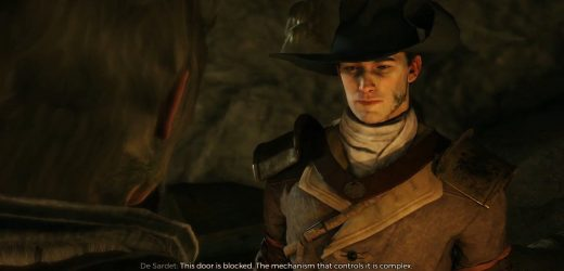 GreedFall: How To Fix The Mine Gate With A New Cog