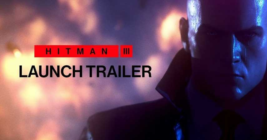 Hitman 3 Is Almost Here – Celebrate With Its Bloody Official Launch Trailer