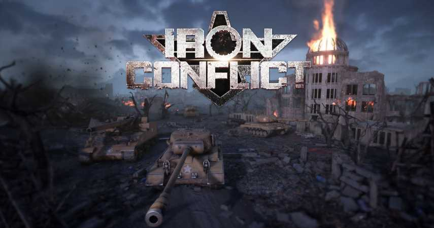 Test Your Battlefield Tactics With Only Three Units In Online Military RTS Iron Conflict