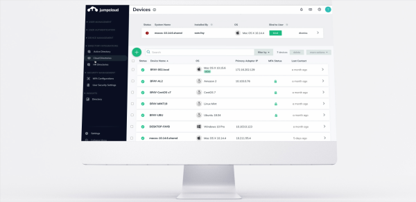 JumpCloud closes $100 million round as remote work drives cloud directory service demand