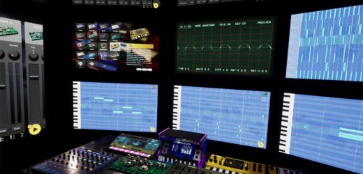 Make Sweet Electro Music in 2021 With Korg Gadget-VR