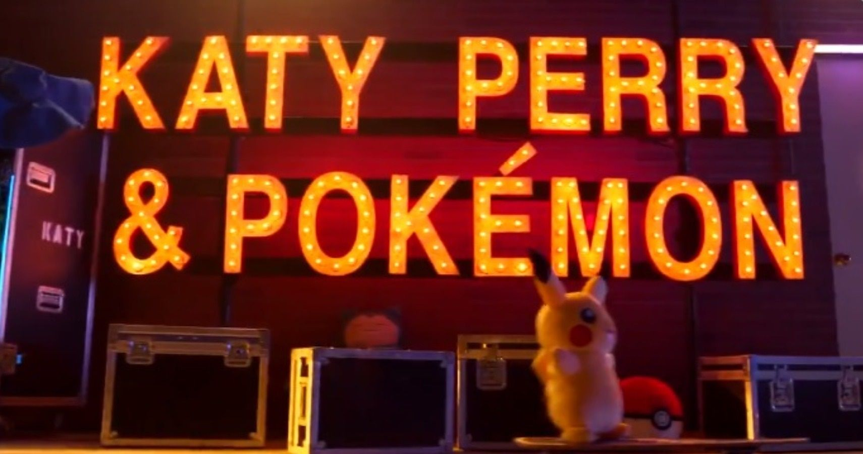 Katy Perry Is Releasing A Song About Pokemon