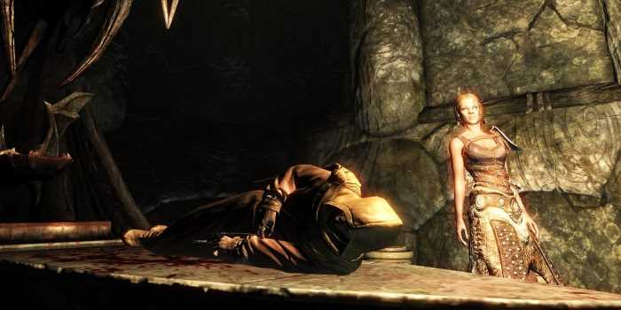 Skyrim: The Taste Of Death Quest Walkthrough