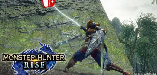 Monster Hunter Rise Demo Arrives Tomorrow On Switch, Lets You Ride Monsters
