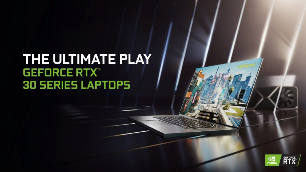 NVIDIA RTX 30 Series Laptops Launch Soon From $999
