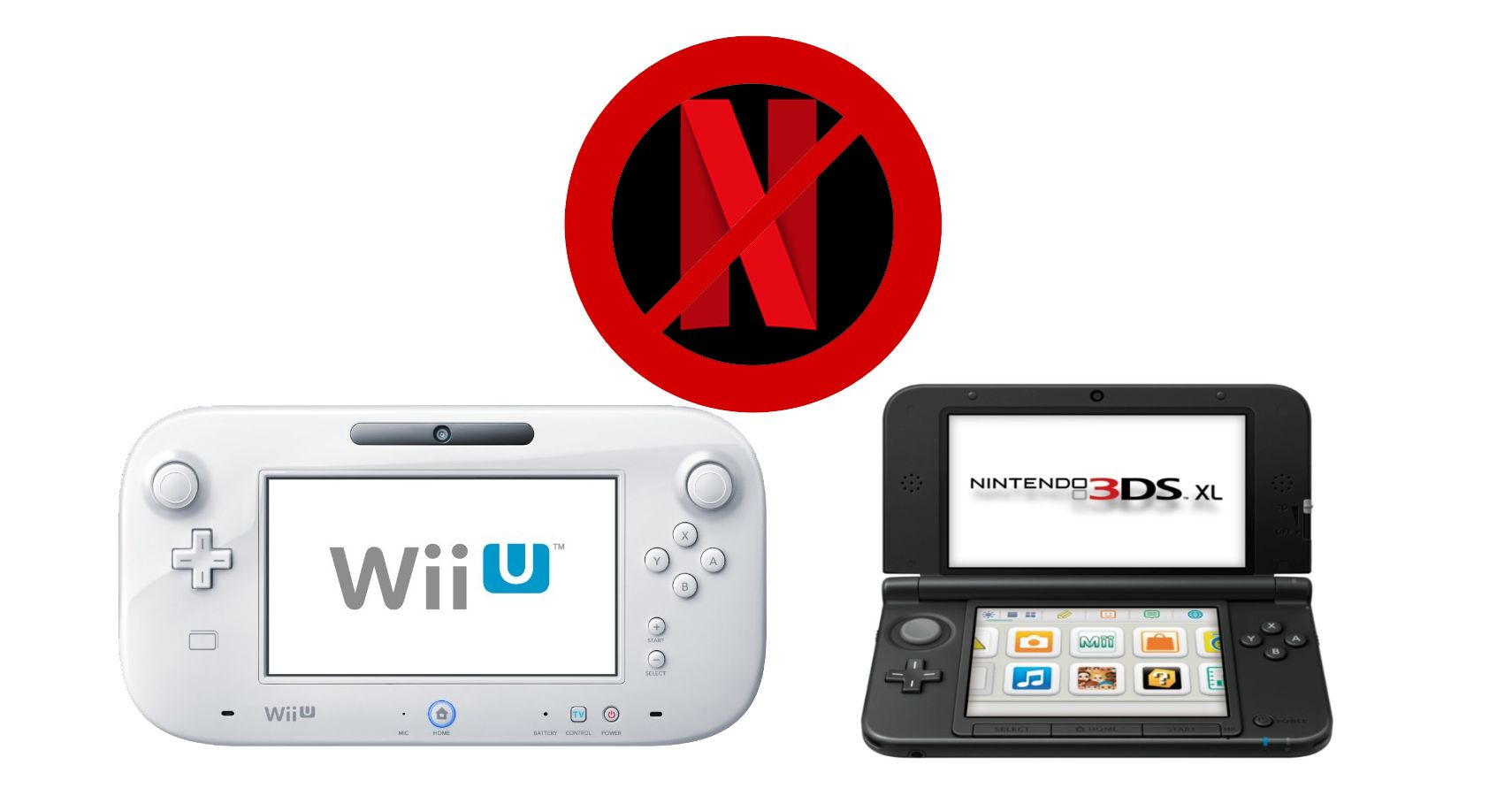 Netflix Is Being Removed From The 3DS And Wii U eShops, Still Not On Switch