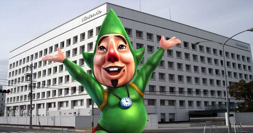 The Man Behind Legend of Zelda's Fairyless Tingle Has Retired From Nintendo