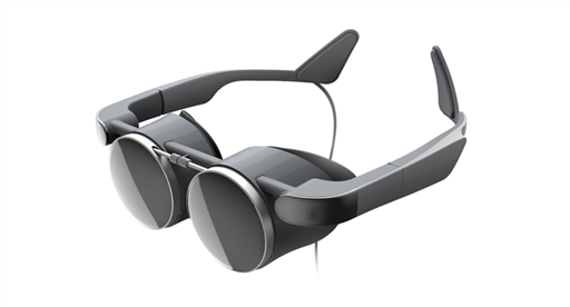 New Design Appears at CES 2021 for Panasonic's VR Glasses